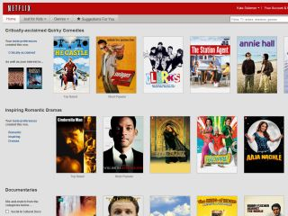 Don't hold your breath for newer Netflix content