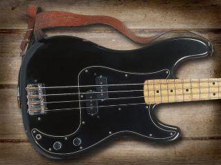 Rock star basses: Roger Waters' Fender Precision | MusicRadar