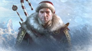 The Witcher holiday mod contest
