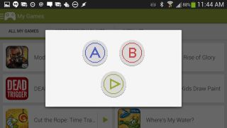 Google Play Games Konami Code