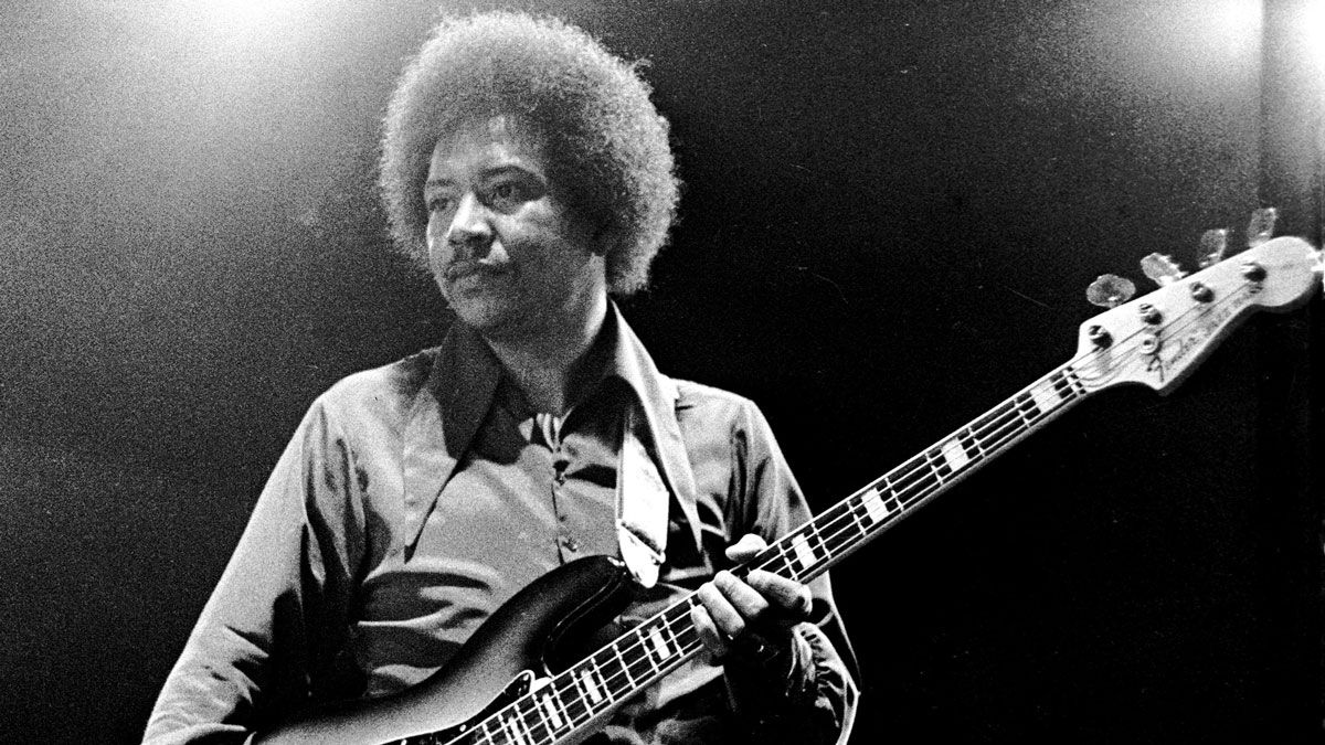 """Billy Cox: """"Jimi and I were locked together spiritually... that doesn't happen so much nowadays"""""""