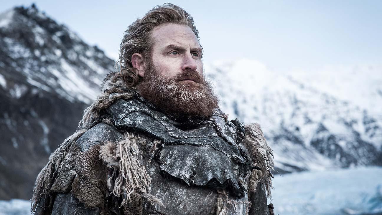 Nivellin's actor Kristofer Hivju seen as Tormund Giantsbane in Game Of Thrones