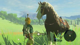 The Legend of Zelda: Breath of the Wild horses tips - tame