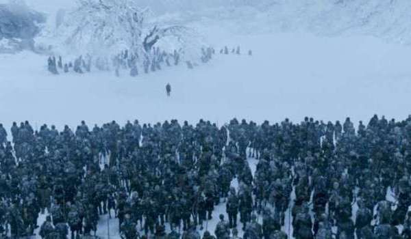 game of thrones hbo wight army of the dead