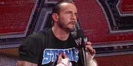 Former WWE Champ CM Punk Is Heading To Reality TV