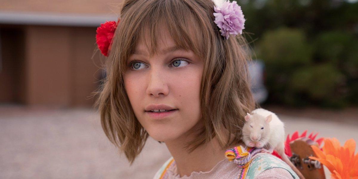 Grace VanderWaal as Stargirl