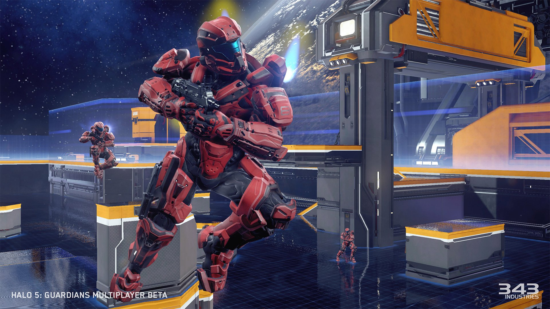 Halo 5's New Multiplayer Mode Breakout Is Now Playable