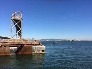 pier e3 for bay bridge