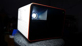 BenQ X1300i projector from various angles