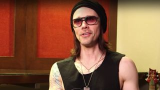 A picture of Myles Kennedy