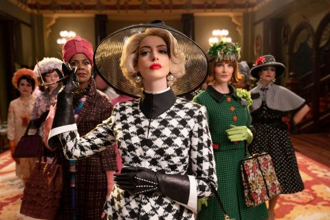 Anne Hathaway and company in The Witches.