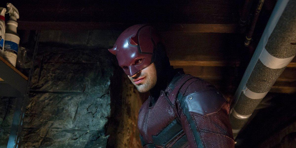Charlie Cox in Daredevil