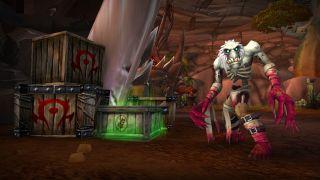 World of Warcraft zombie