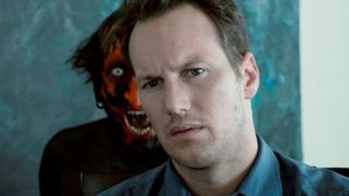 An image from Insidious - one of the best Halloween horror movies to stream