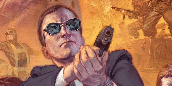 Phil Coulson comics