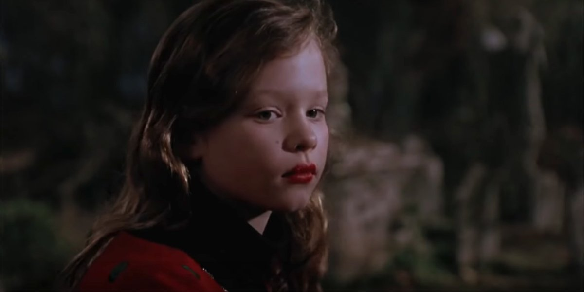 Thora Birch as Dani in Hocus Pocus