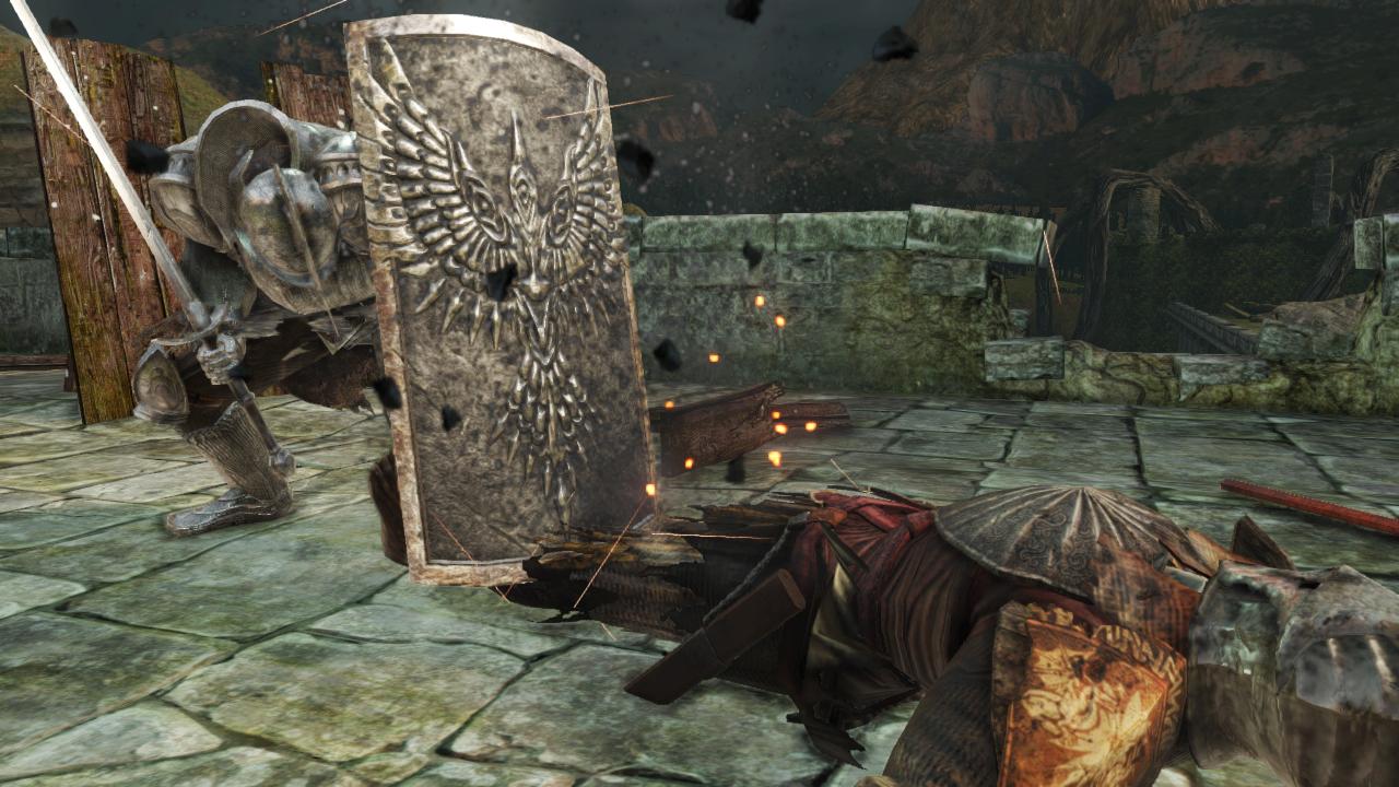 Dark Souls 2 Screenshots Unveil Two Amazing Shields #30429