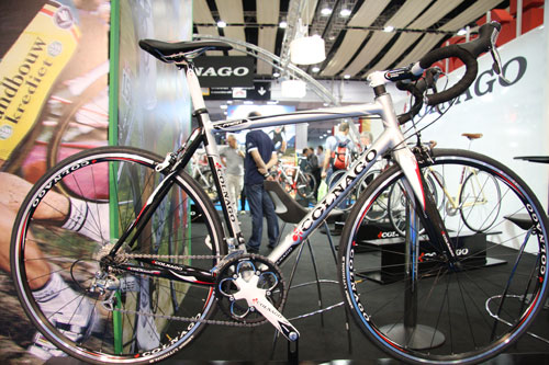 Colnago Prima, Cycle Show 2010, Friday