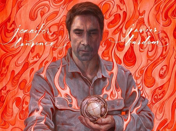 mother! Javier Bardem world in flames