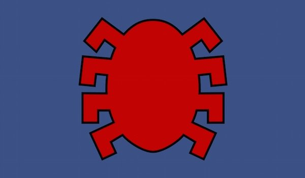 classic spiderman symbol i - photo #1