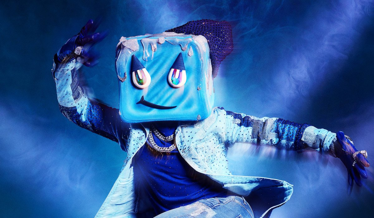 the masked dancer ice cube