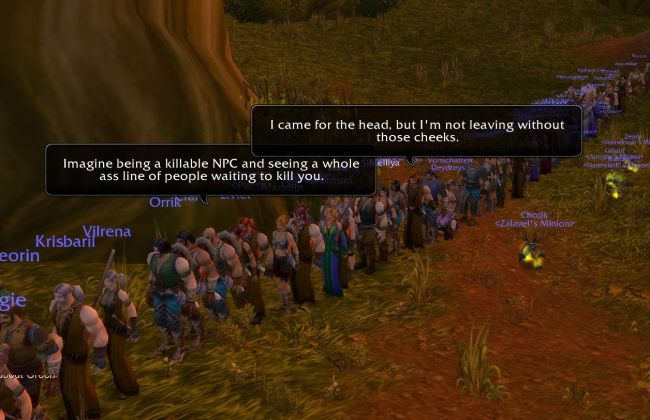 World of Warcraft game director responds to Classic queue complaints