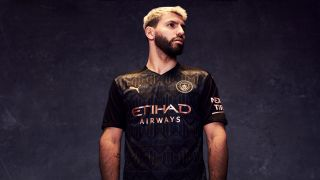 Manchester City reveal new away