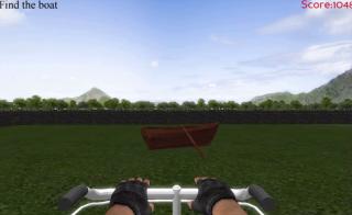 virtual navigation game