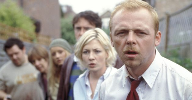 SHAUN OF THE DEAD? UIP