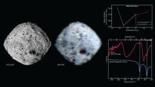 Water on Asteroid Bennu Could Mean 'Pay Dirt' for Space Miners