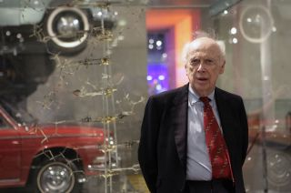 James Watson, co-discoverer of the structure of DNA, was stripped of his titles due to his racist remarks.