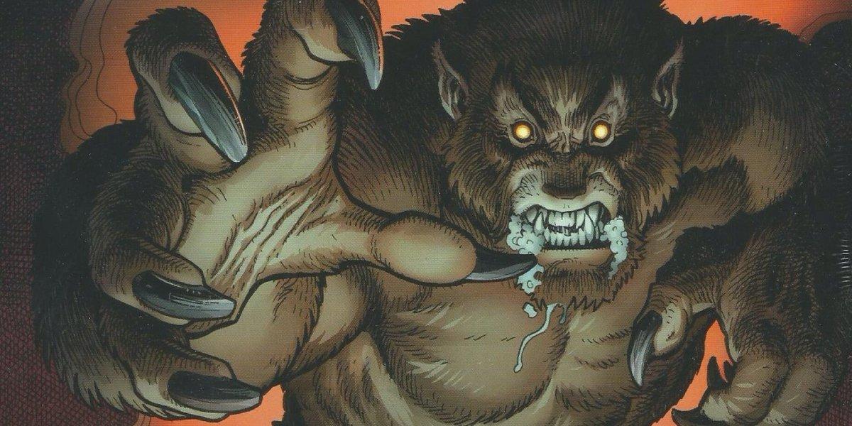 Jack Russell is Werewolf