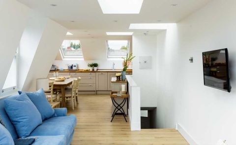 Loft Conversion The Complete Guide To Planning And Design Homebuilding