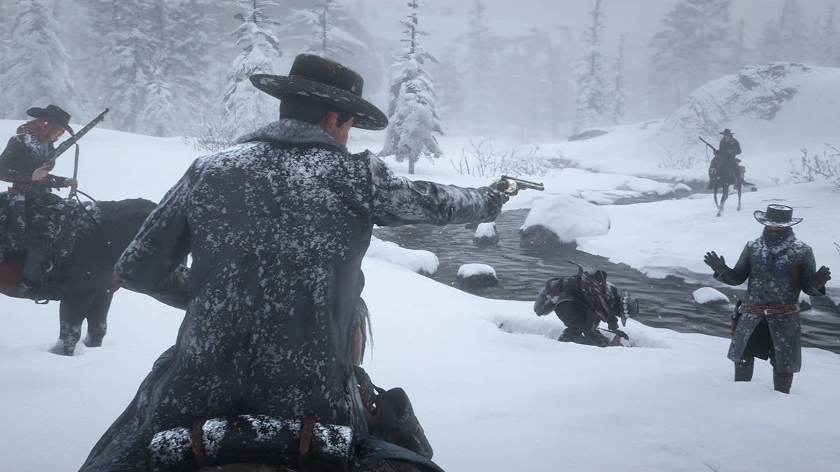 Future Red Dead Redemption 2 DLC will focus on online multiplayer