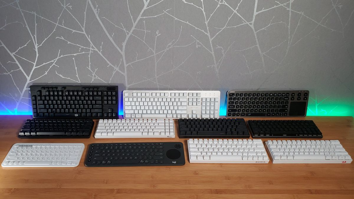 Best Wireless Keyboards For 2021 Tom S Hardware