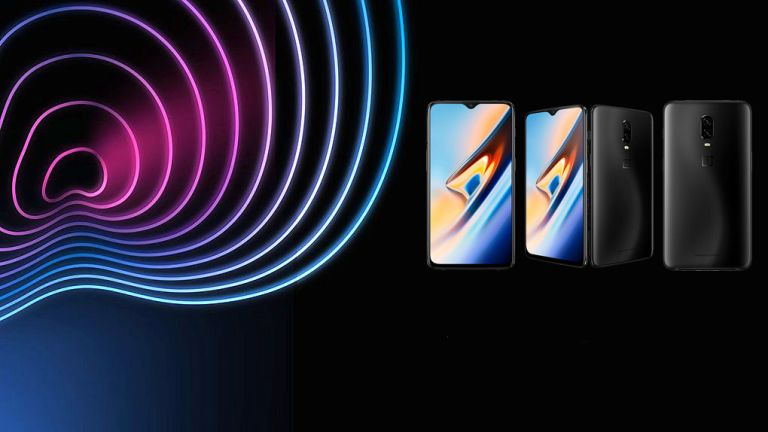 OnePlus 6T launch live