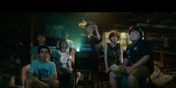 The Losers Club from IT