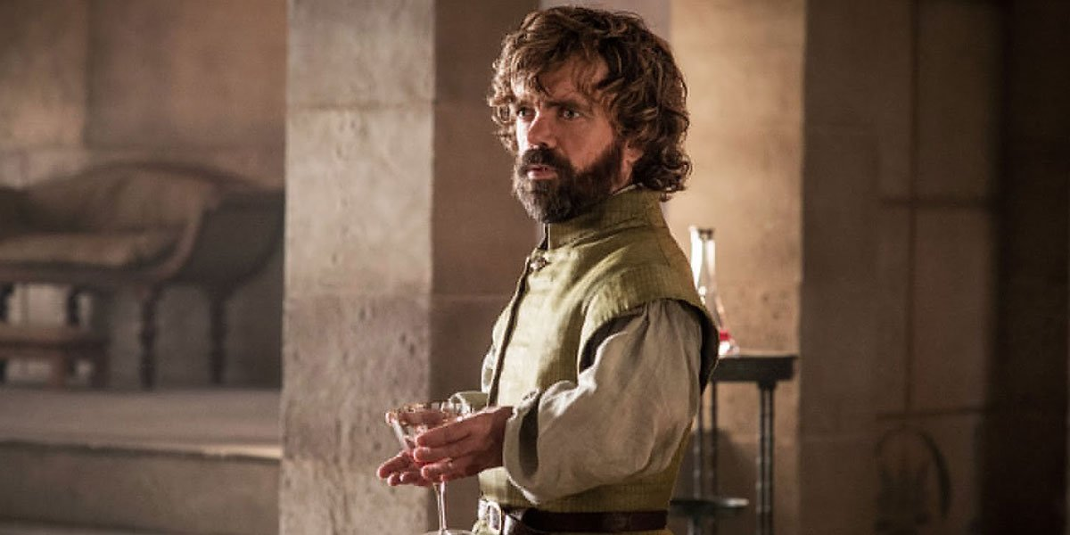 """Tyrion Lannister """"I drink and I know things,"""" Game of Thrones"""