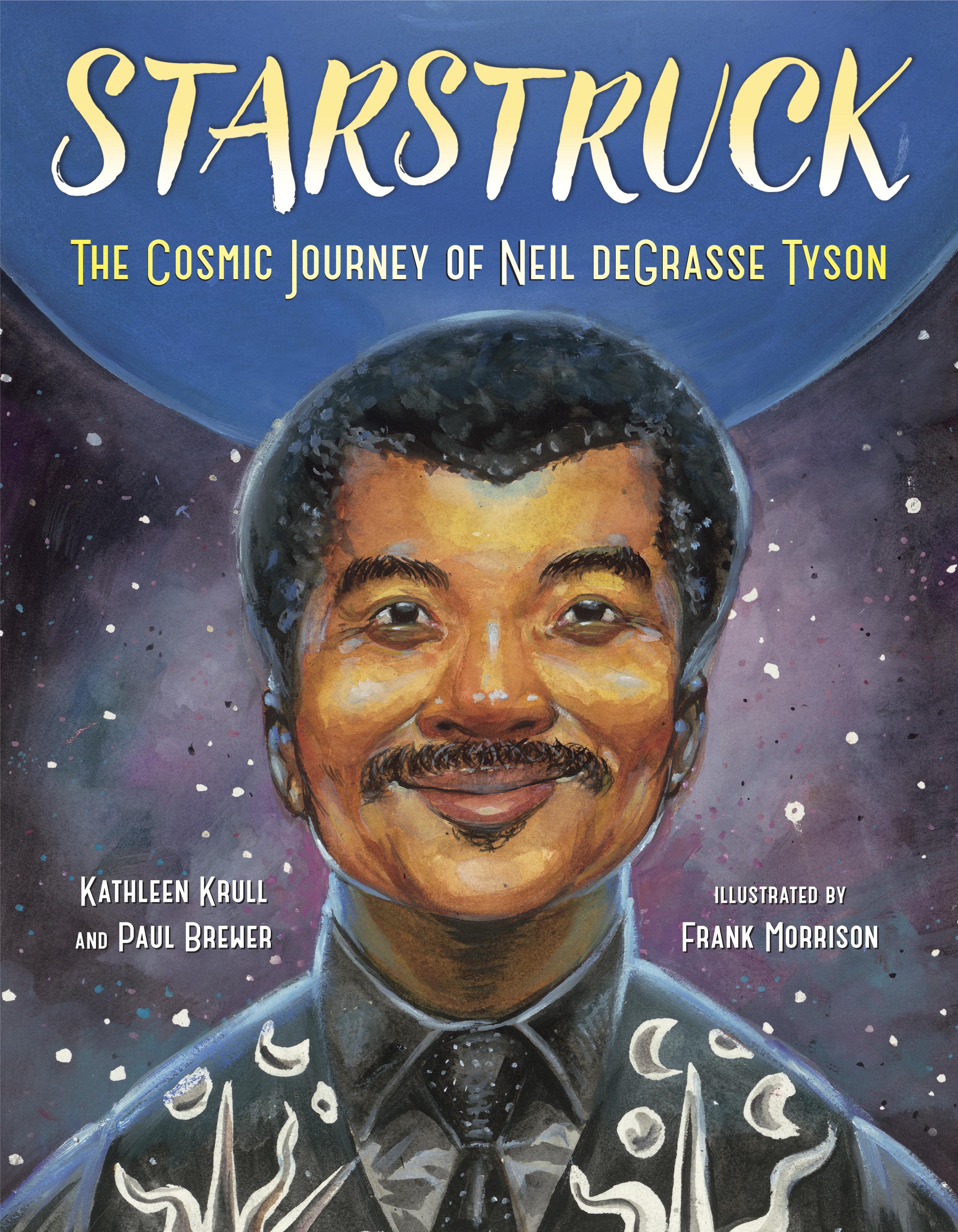 Starstruck Tells Kids The Story Of Astrophysicist Neil Degrasse Tyson Space