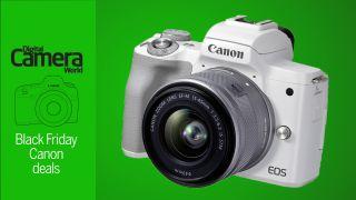 Canon EOS M50 deal