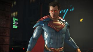 Evil Superman Injustice 2