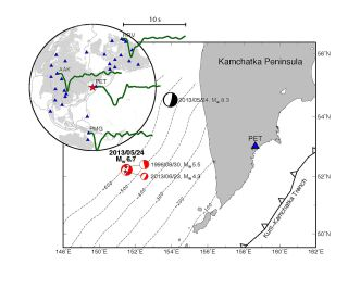 Okhotsk earthquake