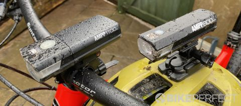 Cateye AMPP 1100 light set review