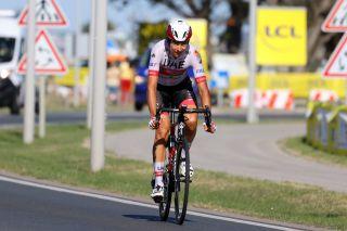 Tour de France 2020 107th Edition 10th stage Ile dOleron Ile de Re 1685 km 08092020 Davide Formolo ITA UAE Team Emirates photo Kei TsujiBettiniPhoto2020