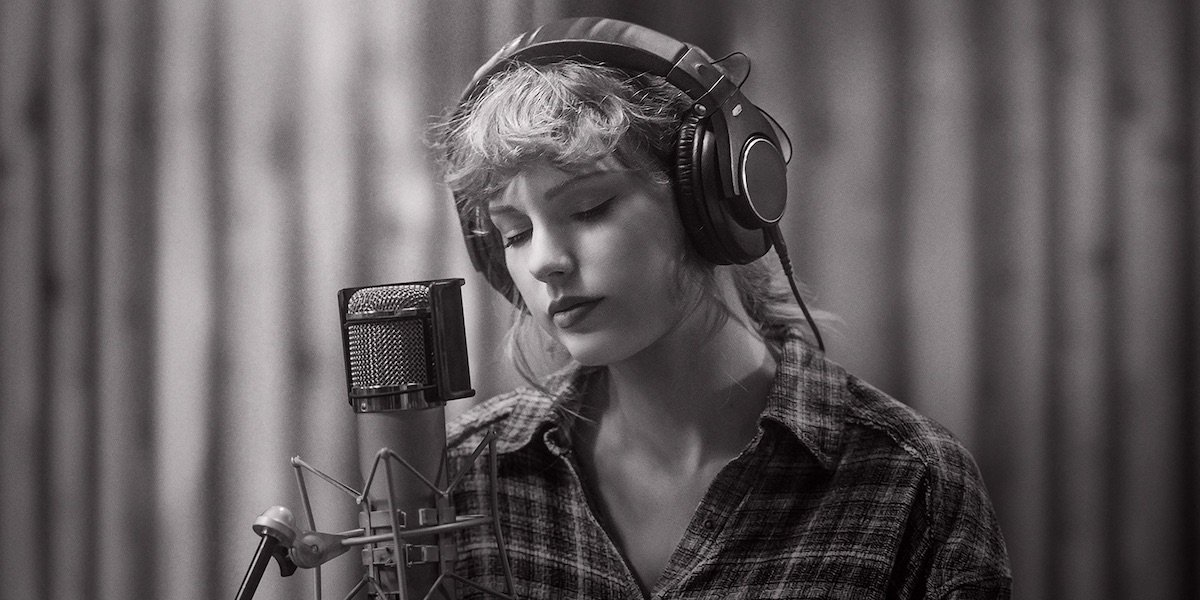 Taylor Swift Folklore movie the long pond studio sessions