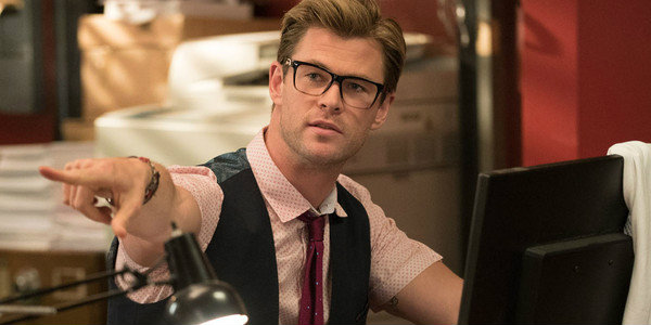 Chris Hemsworth Ghostbusters Kevin