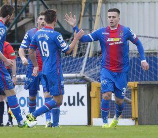Inverness Caledonian Thistle v Celtic – Ladbrokes Scottish Premiership – Celtic Park