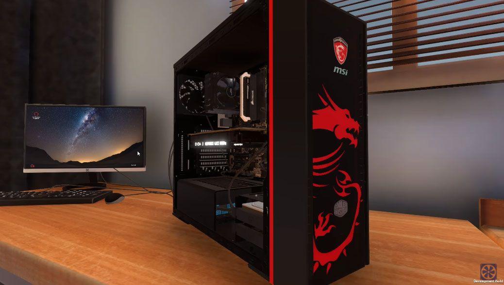 PC Building Simulator comes to consoles