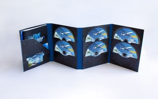 Microsoft Flight Simulator in 10 DVD