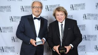 mick jones and lou gramm of foreigner
